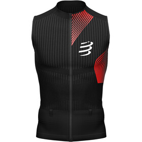 Compressport Trail Postural Tank Top Men, black